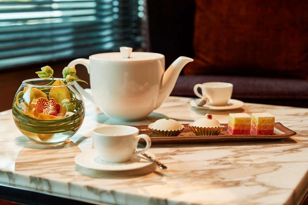 The Capitol Kempinski Hotel Singapore/新加坡/下午茶