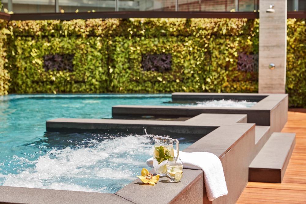 The Capitol Kempinski Hotel Singapore/新加坡/露天泳池