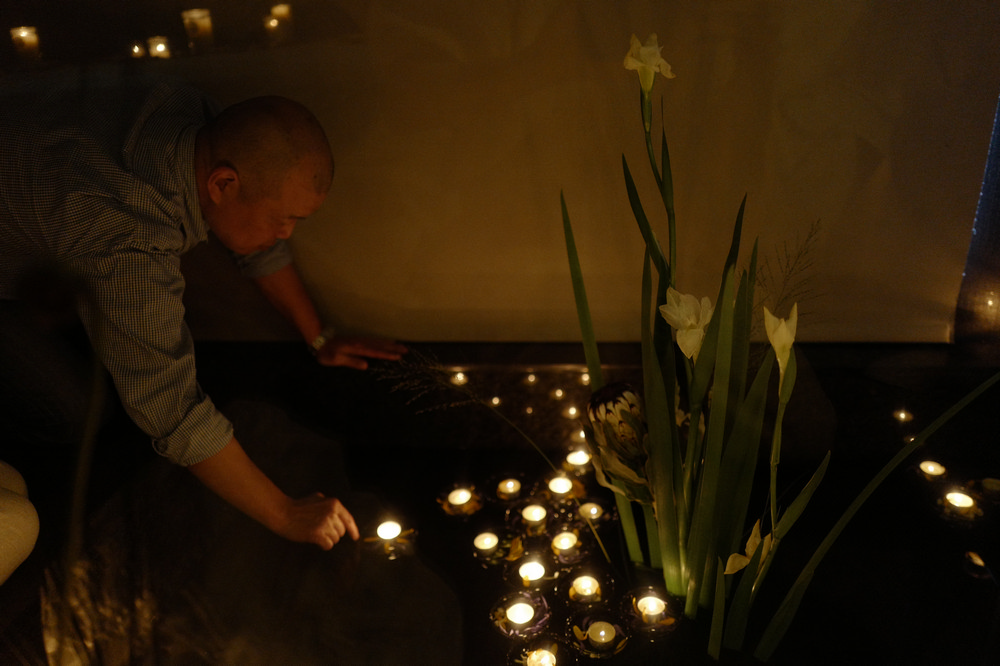 草肉實堂/台北旅遊/創意生活/花藝/植物療癒/曖曖。內含光實驗室