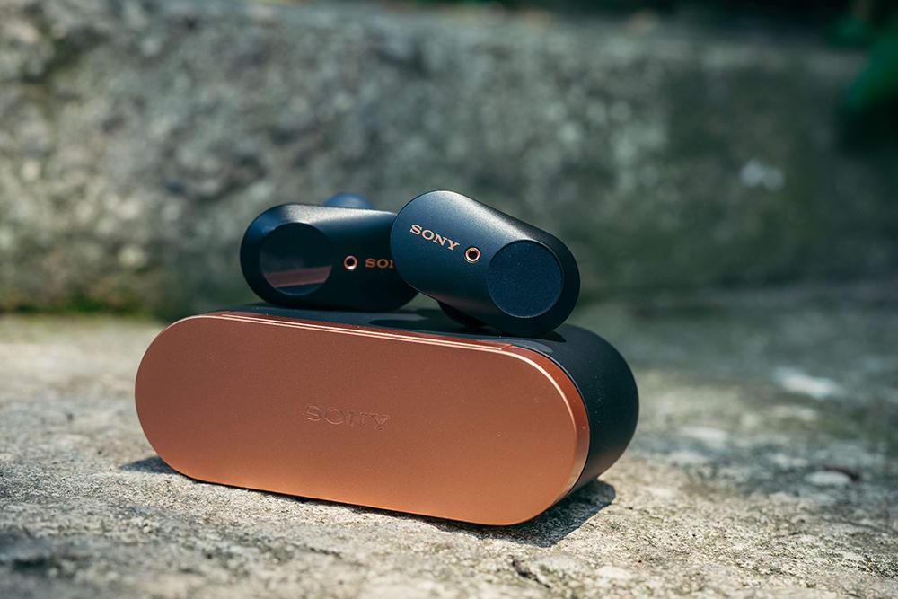 Sony WF-1000XM3真無線主動式降噪耳機/旅人誌/TRAVELER luxe
