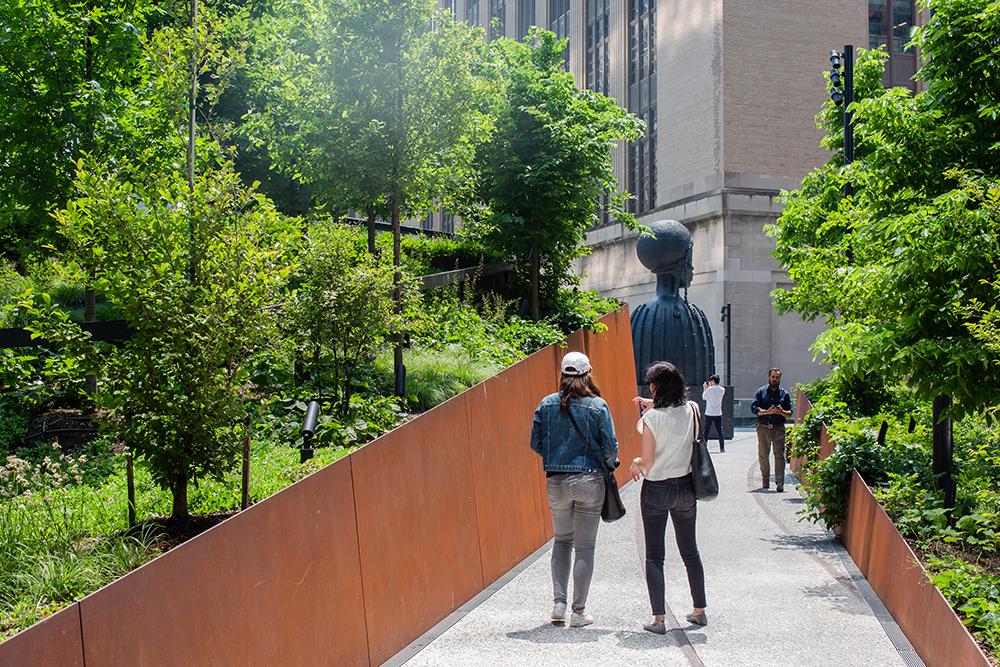 城市再生計畫/Spur/High Line/美國紐約/空間設計