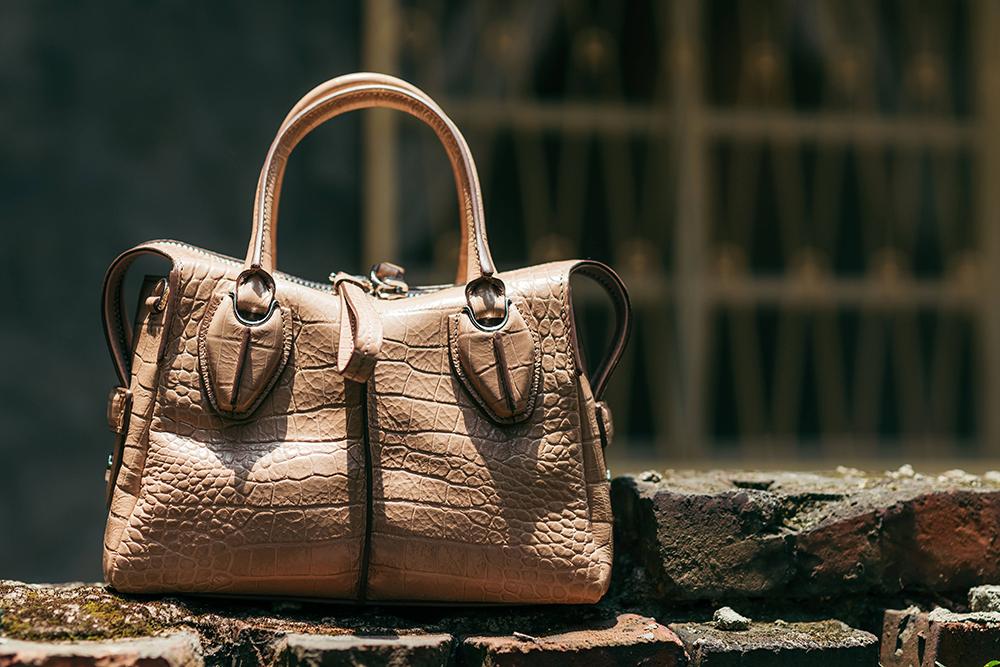 TOD'S D-Styling Bag/想看更多買物報導請關注大人的美好時光/旅人誌