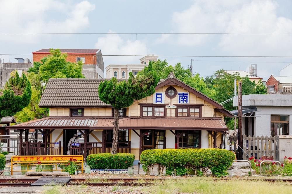 西部幹線(海線)/日南/車站/日式建築/復古