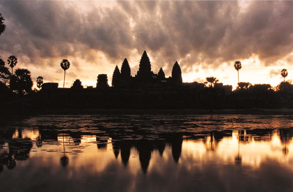 吳哥寺/Angkor Wat/印度教/陵寢/仙境