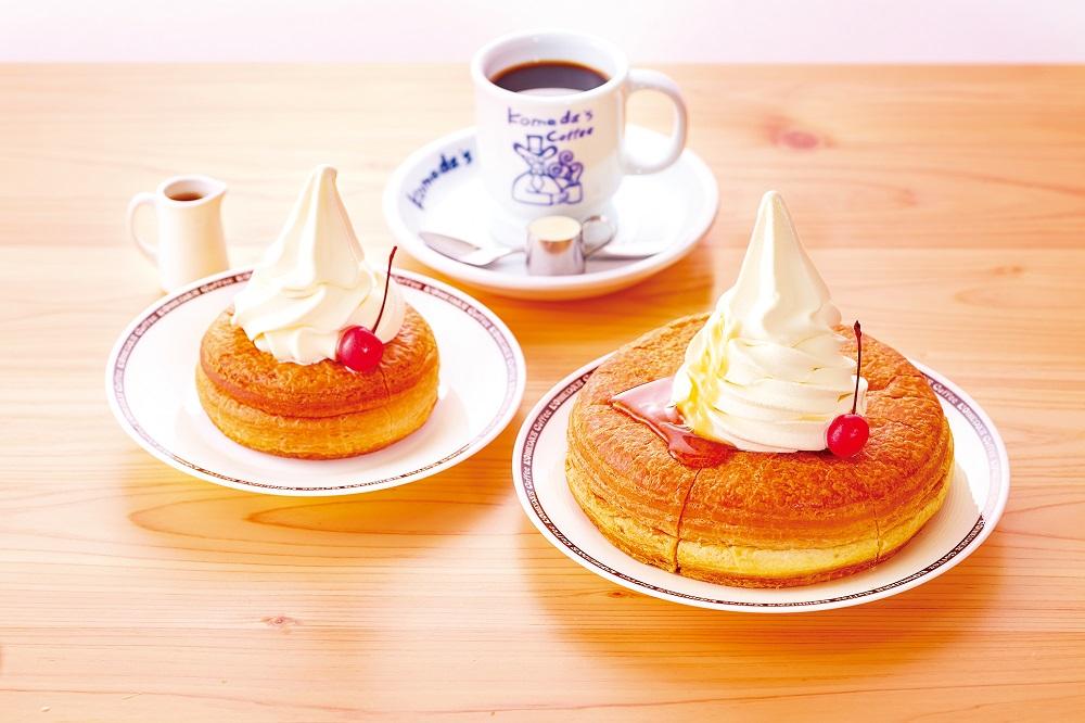 客美多咖啡/ KOMEDA's Coffee/點飲料送早餐/台北/臺灣