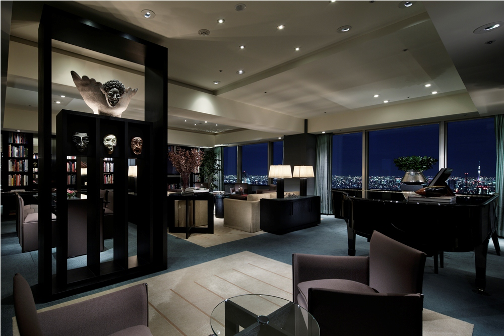 Park Hyatt Tokyo/Tokyo Suite/低調奢華/John Morford