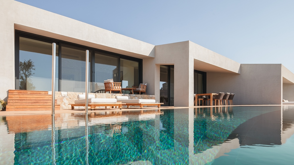體驗度假村提供多種溫泉浴,放鬆身心靈。