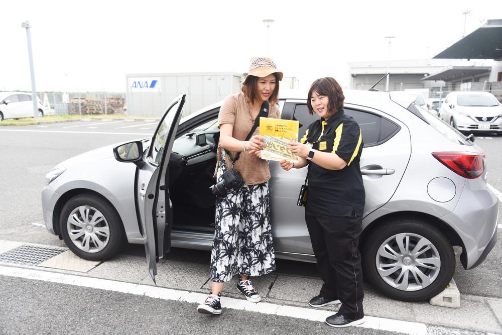 Times Car/北九州市/日本/日本租車/九州自駕旅行