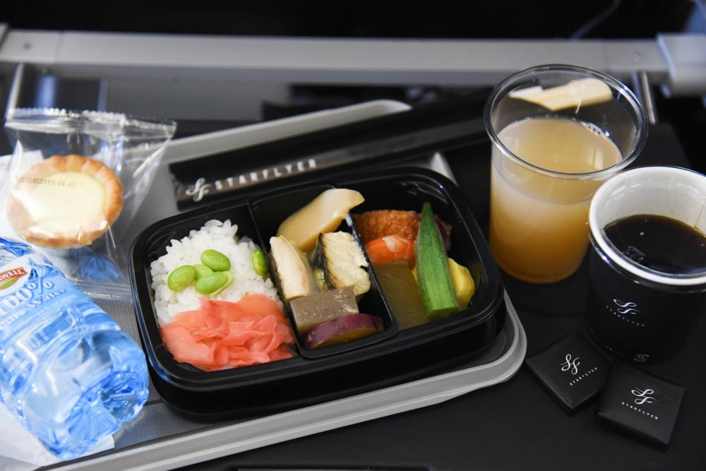星悅航空/北九州/日本/日本航空/日式便當