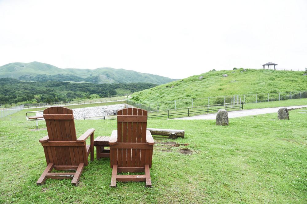 平尾台/北九州/日本/旅遊/喀斯特地形/石灰岩