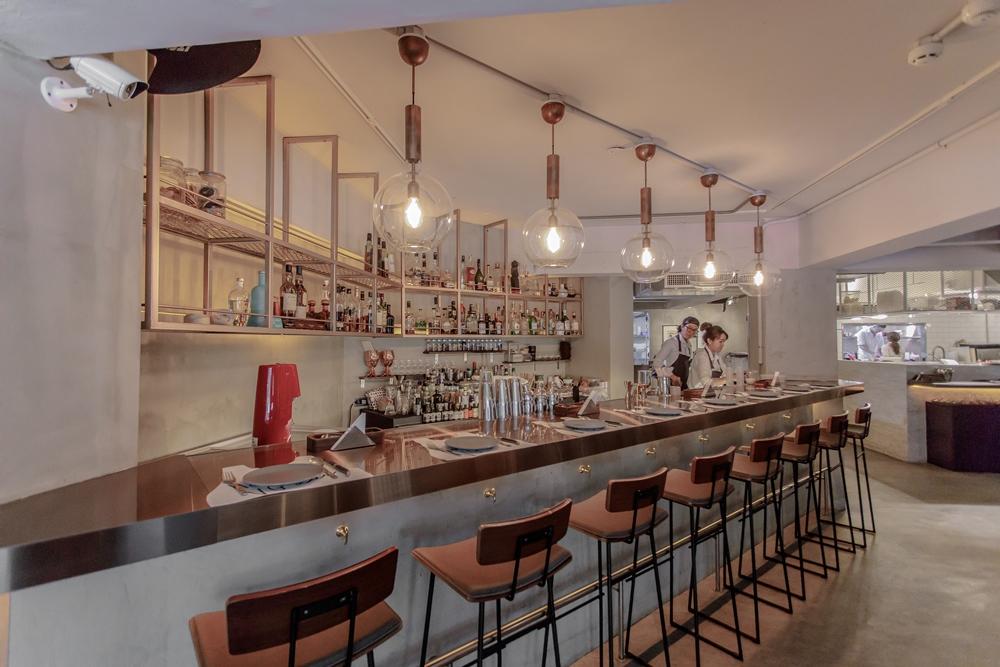 VG The Seafood Bar/台北美食/台北/信義安和/海鮮吧