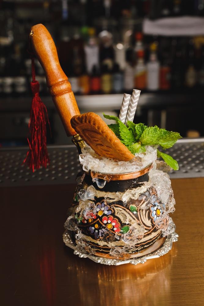 VG The Seafood Bar/台北美食/台北/信義安和/海鮮吧/黃嵩雲/調酒/瓦哈卡之舞