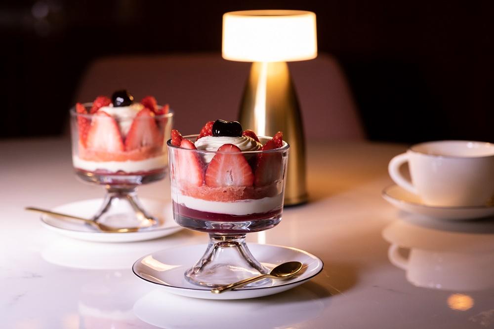 VIVI/粉紅色/倫敦/英國/Centre Point/倫敦美食/甜點