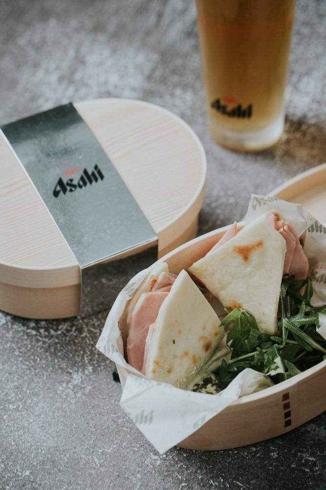 Piadina 義式烤餅三明治/Asahi SUPER DRY/台北/Asahi快閃/酒吧/東區/忠