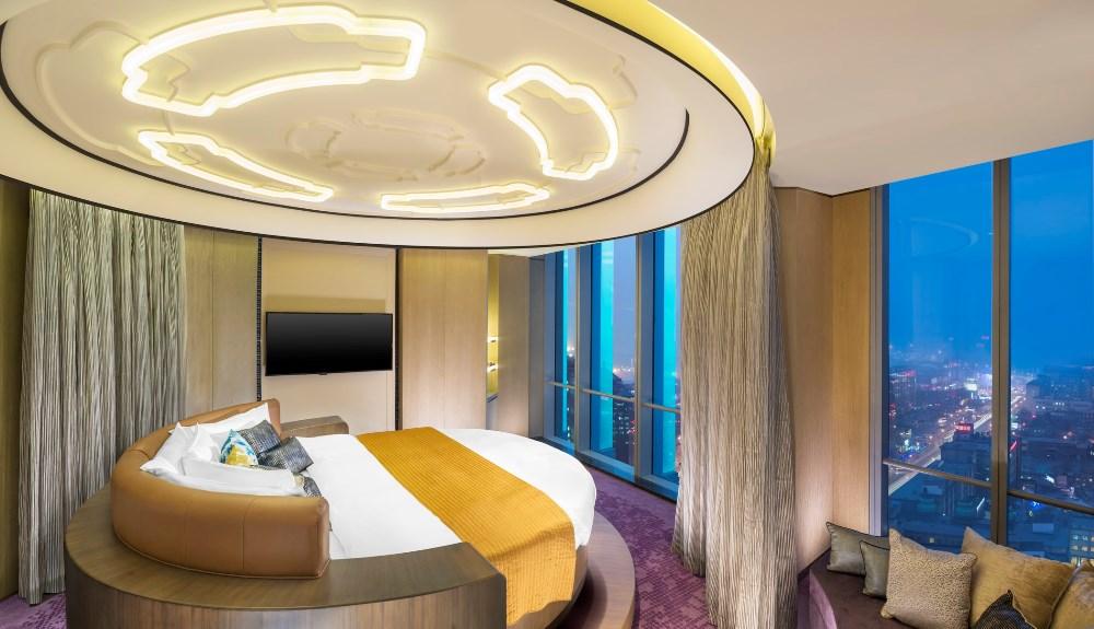客房/W Hotels/北京/中國