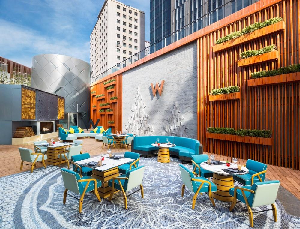 餐廳/W Hotels/北京/中國