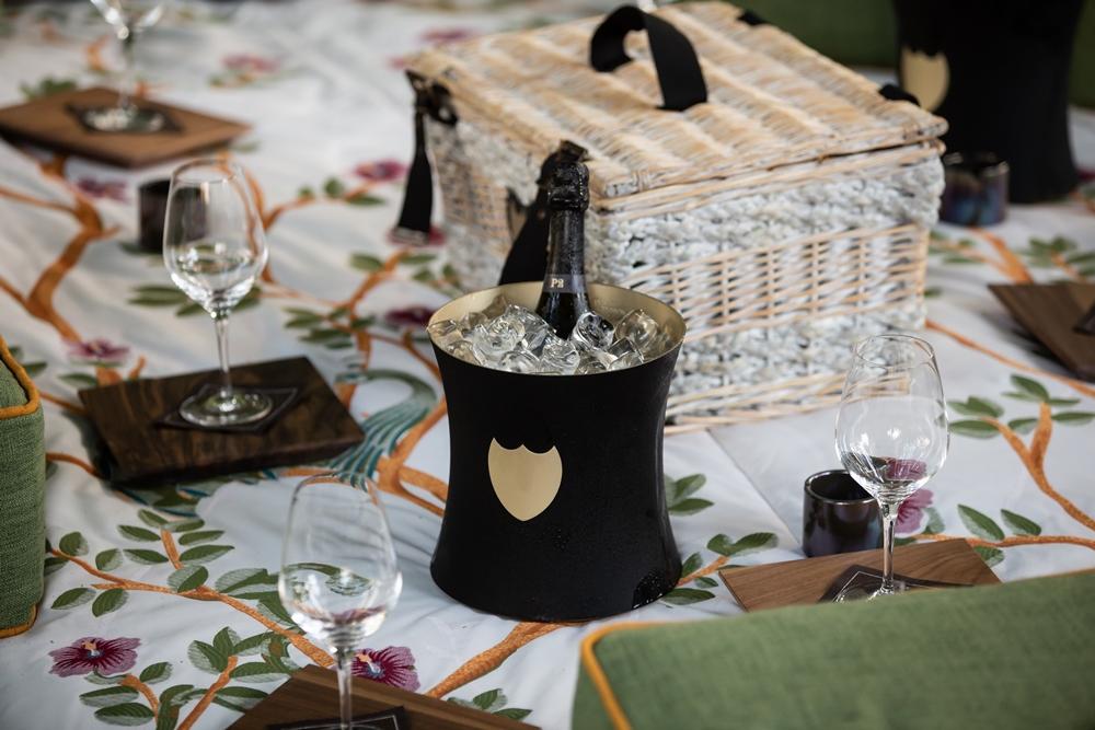 BVLGARI HOTEL/米蘭/義大利 /野餐/香檳/花園 II Giardino