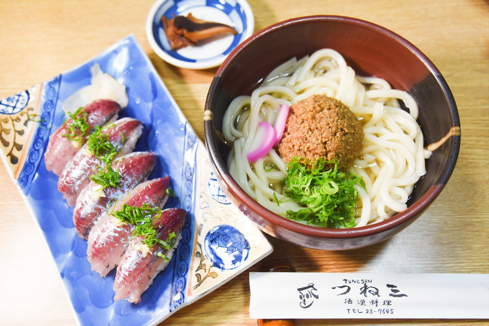 胡麻鱛魚醬/つね三/佐伯/大分縣/九州自駕/日本/旅遊