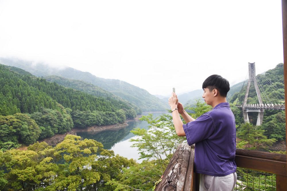 宇目/北川水庫/佐伯/大分縣/九州自駕/日本/旅遊/綠色旅行