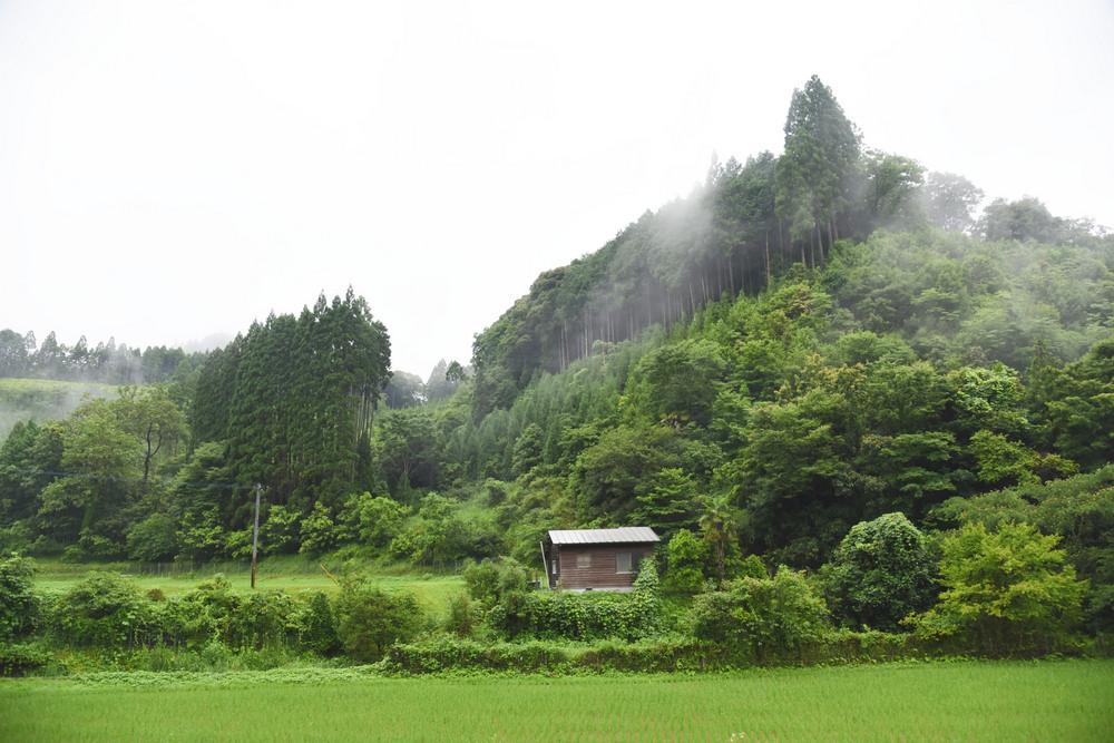 河內家/農家民泊/佐伯/大分縣/九州自駕/日本/旅遊/綠色旅行