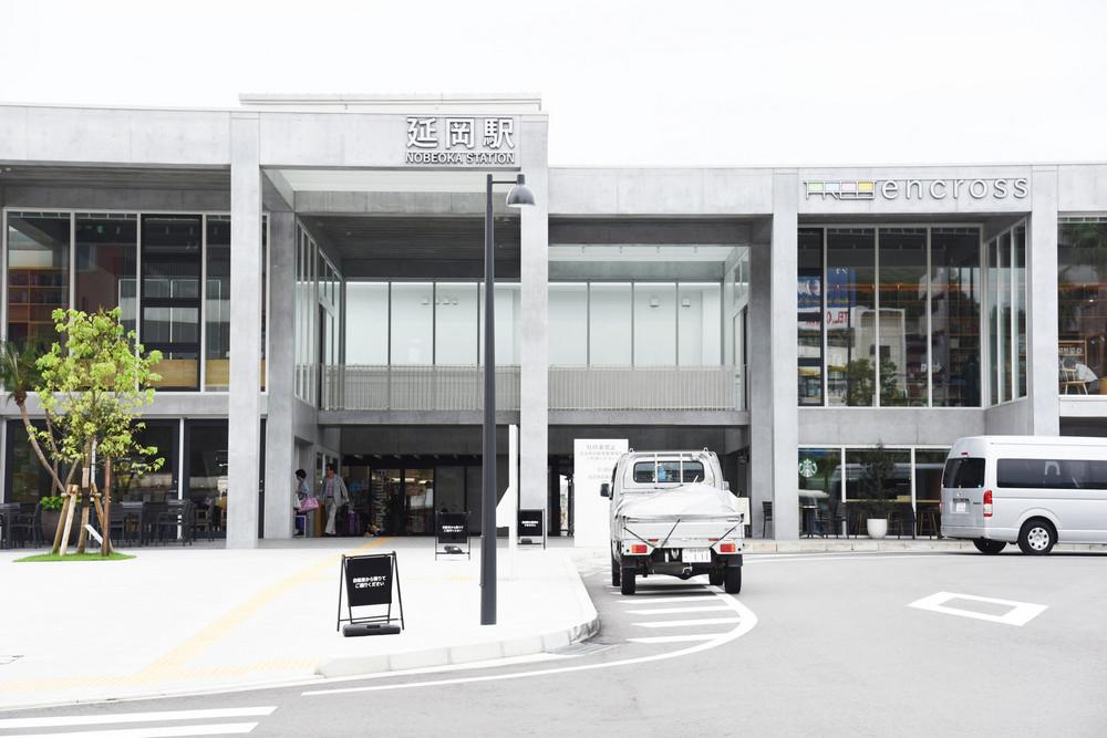 JR延岡駅/encross/蔦屋書店/延岡/宮崎/九州/日本/旅遊