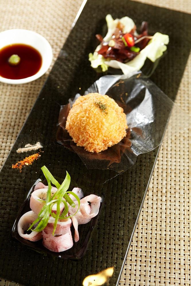 緩慢金瓜石/特色餐點/魷魚/新北/瑞芳