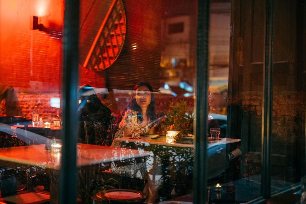 Ba hao 八號/中式餐館/老中國/氣氛/曼谷/泰國