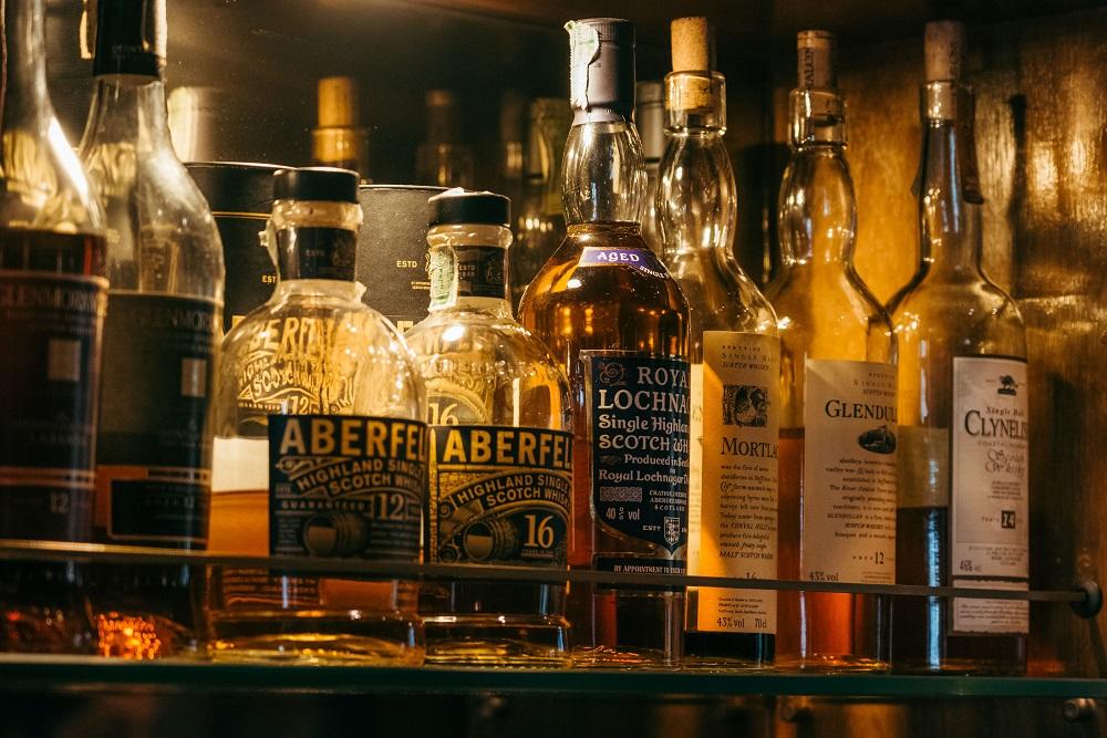 威士忌/酒吧/Character Whiskey & Cigar Bar/曼谷