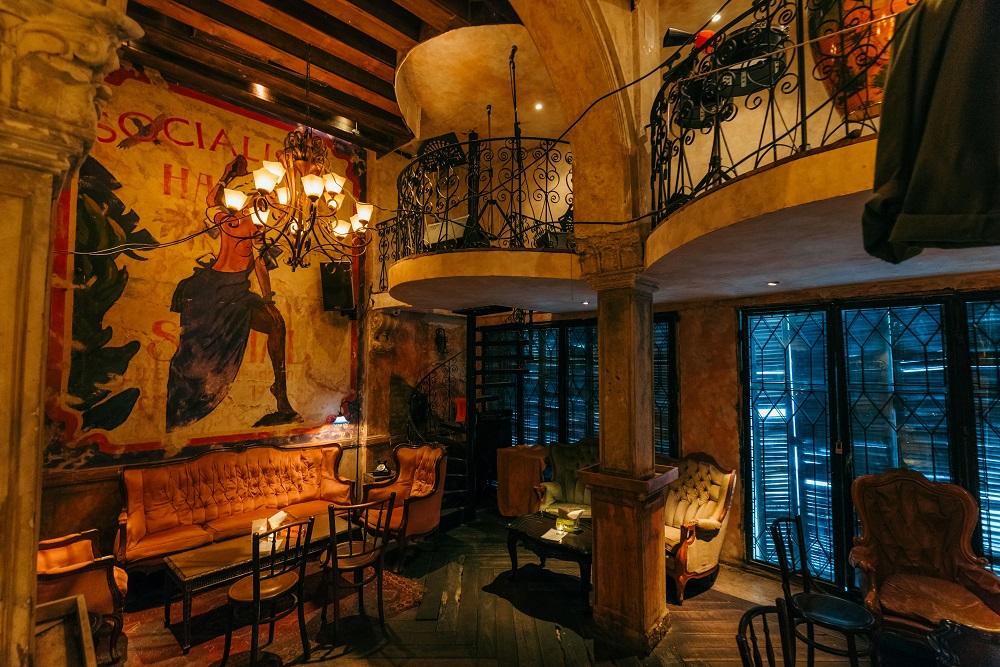 Havana Socia/曼谷/古巴/酒吧/復古/懷舊