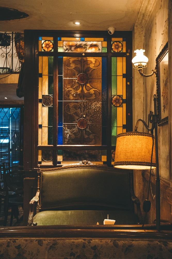 Havana Socia/曼谷/古巴懷舊風/酒吧/老沙發/老鐵花窗