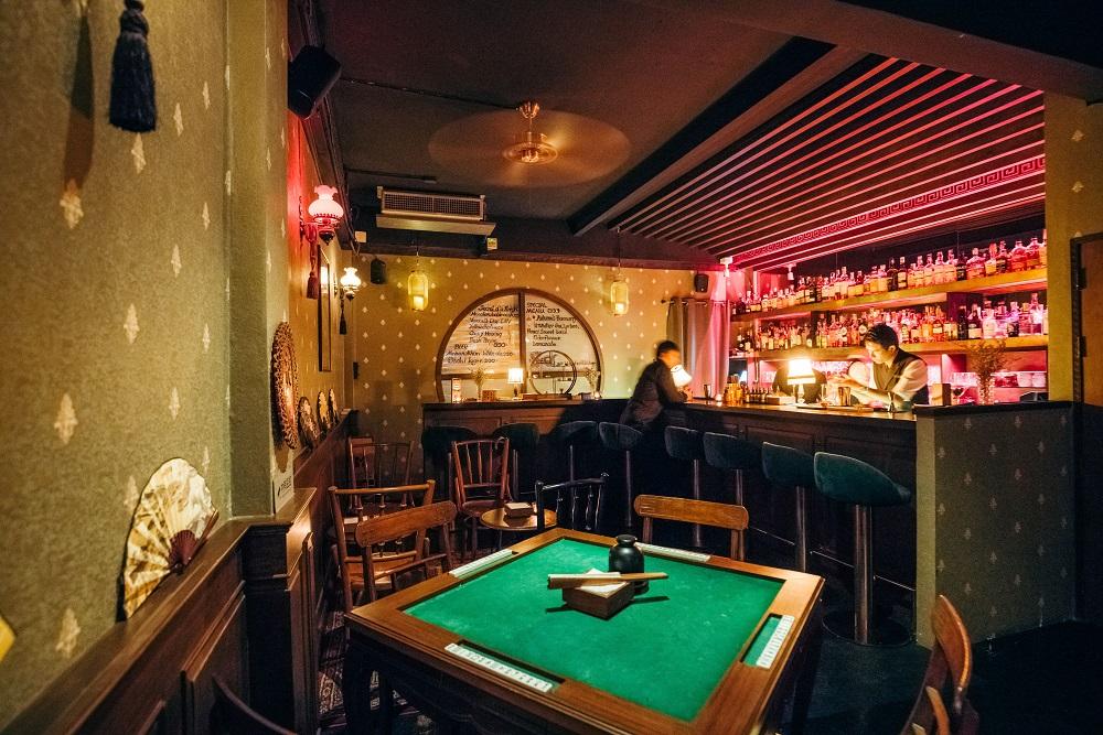 Honest Mistake Bar/麻將桌/酒吧/上海黑手黨/當鋪/曼谷