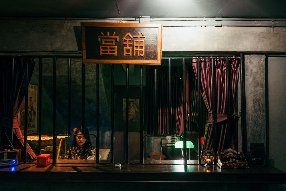 Honest Mistake Bar/旗袍女子/酒吧/上海黑手黨/當鋪/曼谷