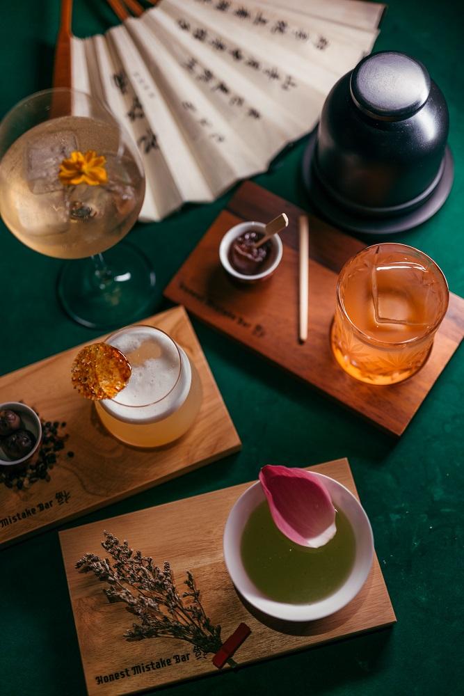Honest Mistake Bar/調酒/JuJube/上海黑手黨/當鋪/曼谷