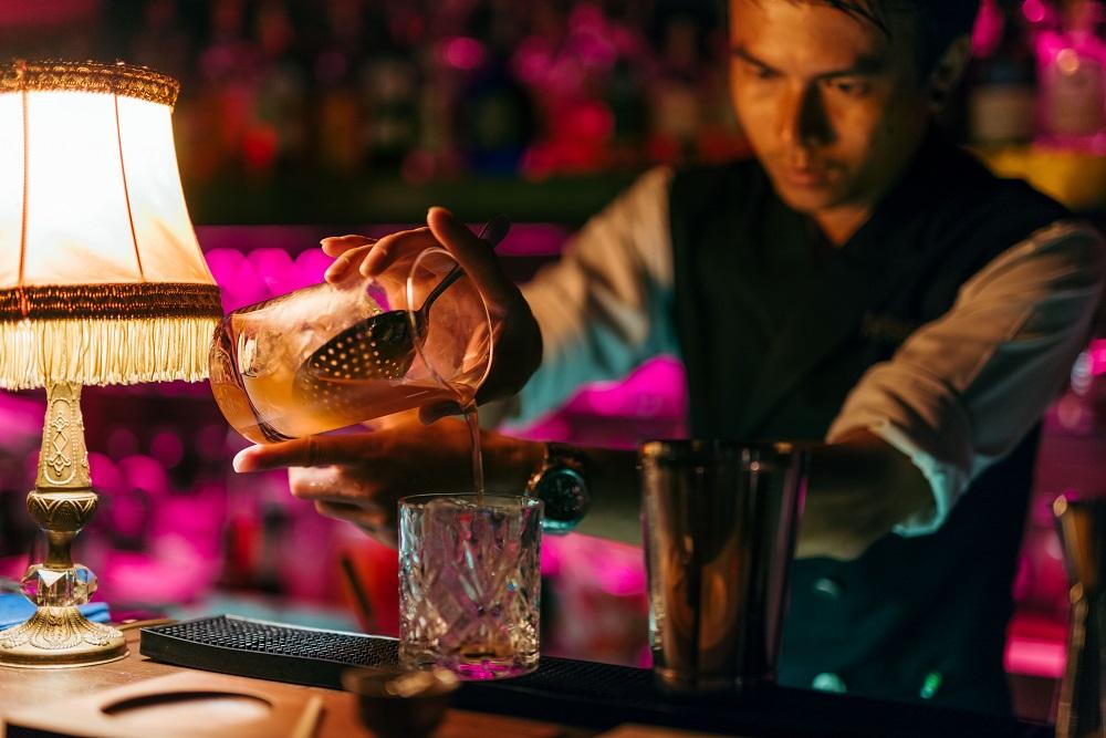 Honest Mistake Bar/調酒師/酒吧/上海黑手黨/當鋪/曼谷