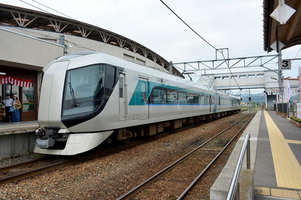 東武淺草站/特急列車 Revaty 會津號/東京/福島/日本
