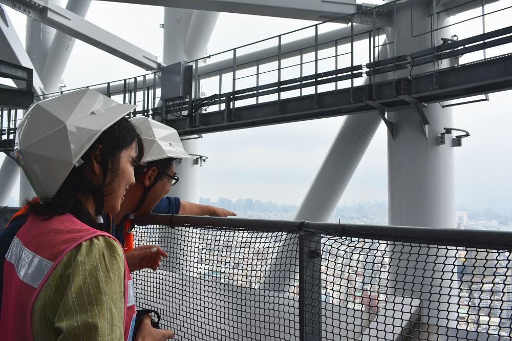 晴空塔/634/武藏/東京/日本/世界最高自立式塔型建築