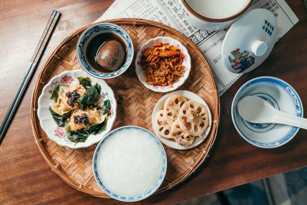 Heijii Bangkok/曼谷/泰國/中國風咖啡館/清粥小菜