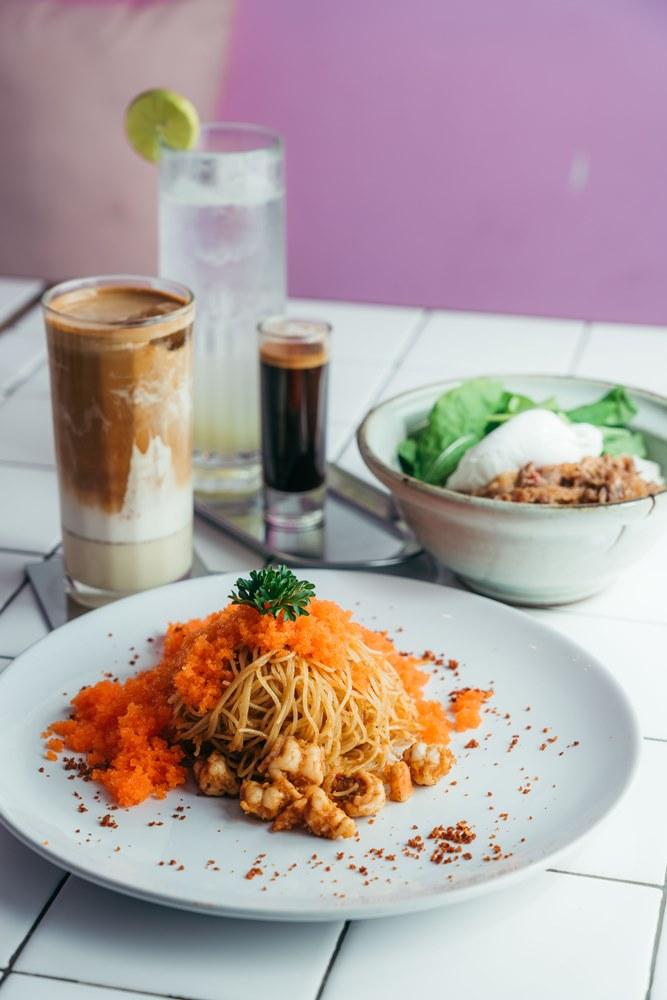 Sundays/曼谷/泰國/復古咖啡廳/泰式風格