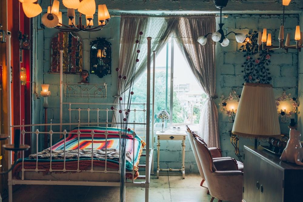 PAPAYA Design Furniture & Studio/曼谷/泰國/古董老物