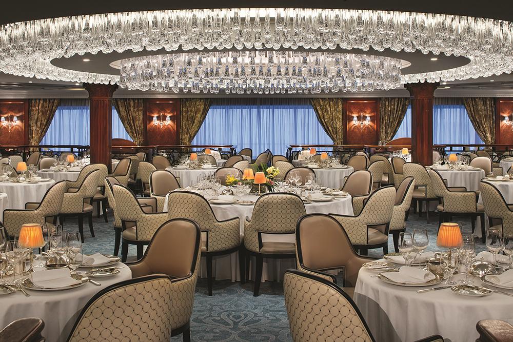 大洋遊輪水晶吊燈/歐洲/南美洲/阿拉斯加/Oceania Cruises
