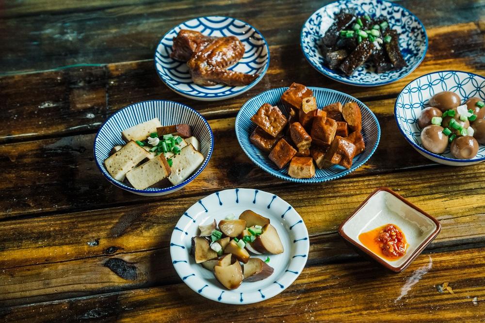 草根果子/澎湖/台式下午茶/漢方滷味/養生