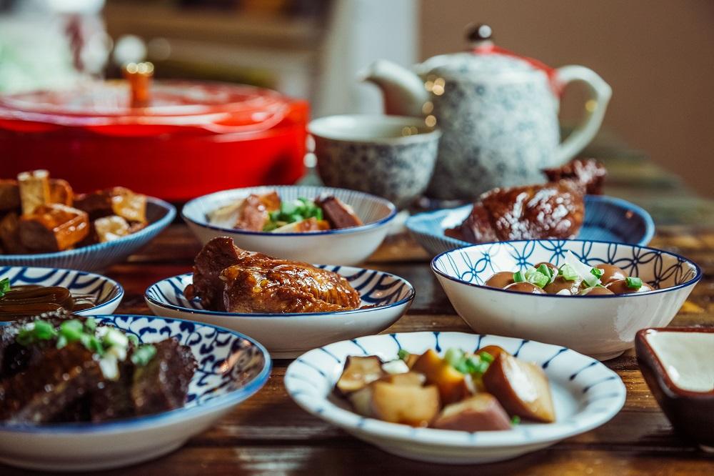 草根果子/澎湖/台式下午茶/漢方滷味