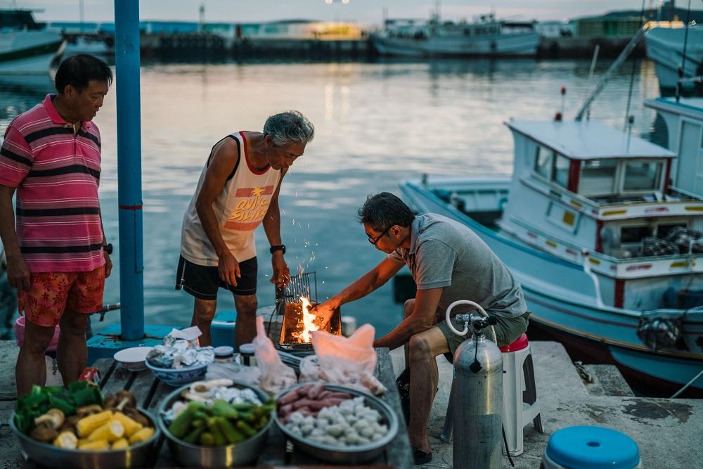 島澳七七/澎湖旅遊/深度旅遊/BBQ/新鮮海味