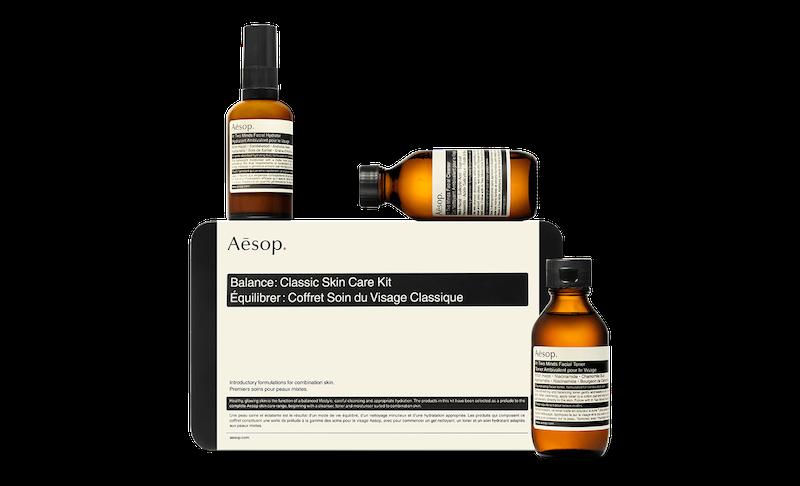 Aesop平衡 經典護膚組合