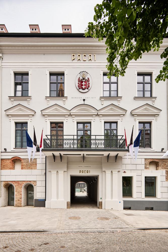 HOTEL PACAI/維爾紐斯/立陶宛/旅遊/設計旅館/巴洛克建築/打卡