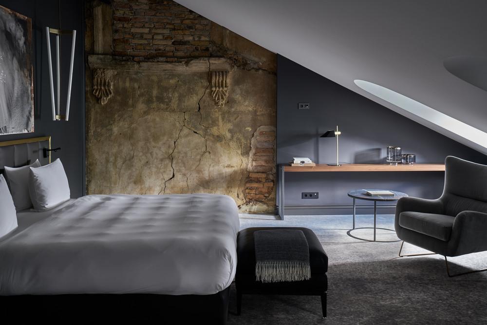 HOTEL PACAI/維爾紐斯/立陶宛/旅遊/設計旅館/巴洛克建築/客房