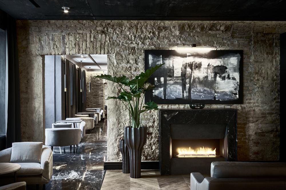 HOTEL PACAI/維爾紐斯/立陶宛/旅遊/設計旅館/巴洛克建築/餐廳
