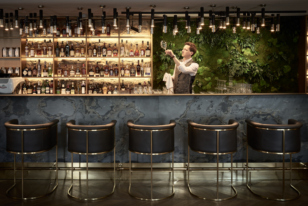 HOTEL PACAI/維爾紐斯/立陶宛/旅遊/設計旅館/巴洛克建築/酒吧