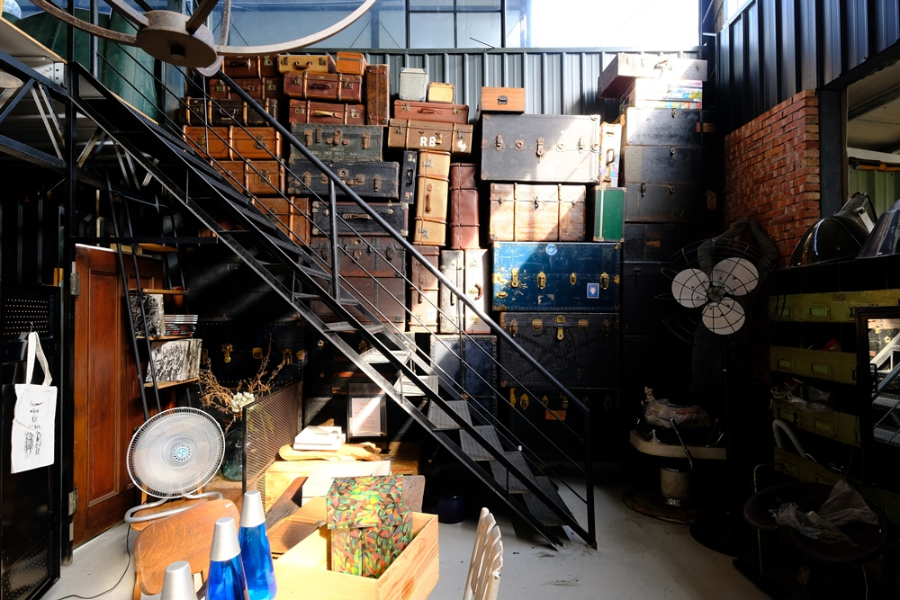 士林/台北咖啡/社子島/56 DECO/古董倉庫
