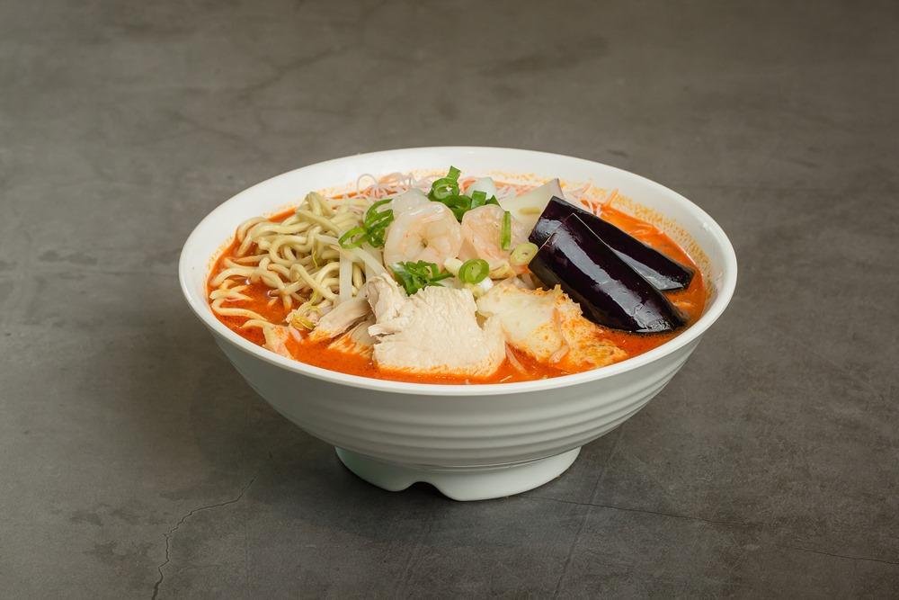 新加坡叻沙湯麵/葡式芙蓉蛋撻/泰昌餅家/信義美食/茶餐廳/港式料理/統一時代百貨/台北
